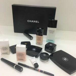 シャネル,CHANEL,コスメ,化粧品,ブランド,ポーチ