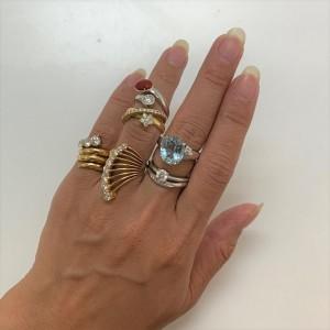 サイズ直し,宝石,貴金属,指輪,リング,ネックレス,吉祥寺,ブランド楽市