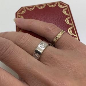 カルティエ,Cartier,ラブリング,指輪,リング,ブランド楽市,吉祥寺店