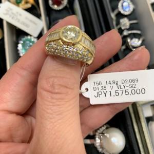 ジュエリー,宝石,指輪,リング,金,プラチナ,ダイヤモンド,鑑定,査定,無料,ブランド楽市,赤羽店
