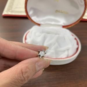ジュエリー,宝石,指輪,リング,婚約指輪,立て爪,金,プラチナ,ダイヤモンド,鑑定,査定,無料,ブランド楽市,赤羽店