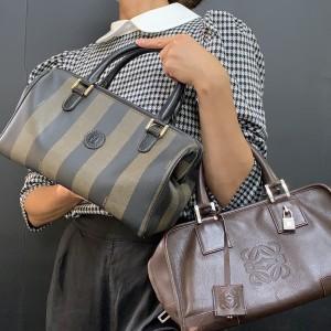 ヴィンテージ,バッグ,ブランド,こなれ見え,ファッション