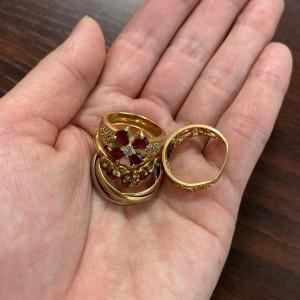 金,ゴールド,貴金属,指輪、リング,買取,宝石,ブランド楽市,吉祥寺店