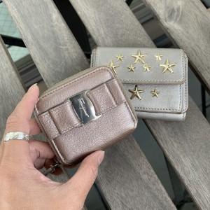 サルヴァトーレ・フェラガモ,Salvatore Ferragamo,ミニ財布,小型財布,ブランド楽市アンテウス