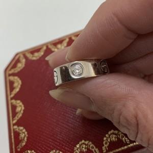 カルティエ,Cartier,ラブリング,指輪,リング,ブランド楽市