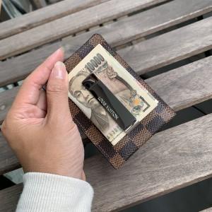 ルイ・ヴィトン,LOUIS VUITTON,マネークリップ,財布,ミニ財布