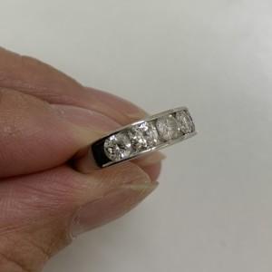 ダイヤモンド,指輪,リフォーム,サイズ直し,リサイズ,駒沢店,ブランド楽市アンテウス